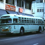 "MIAMI:  ""South Miami Coach Lines"" No 845 (800 Series in 1948)"