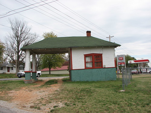 abandoned missouri texaco gasstations servicestations