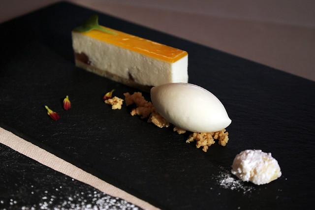 Jung Sik Dang - Mascarpone Cheesecake