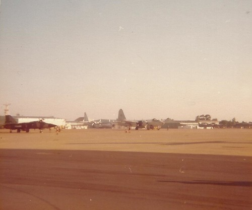 Williamtown Flightline 1973