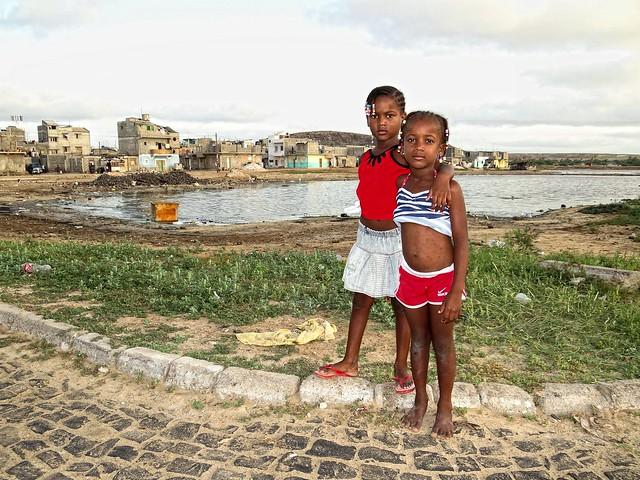 Cape Verde locals