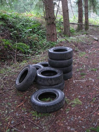 Last Ride 2012 - tires