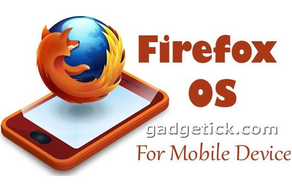 Mozilla Firefox mobile OS
