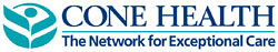 Cone Health wide logo