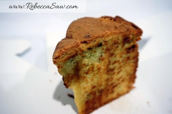 Swich Cafe - Publika - banana cake, apple cake and avocado cake-018