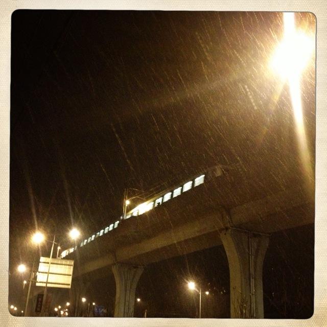 snow〜lights is too bad