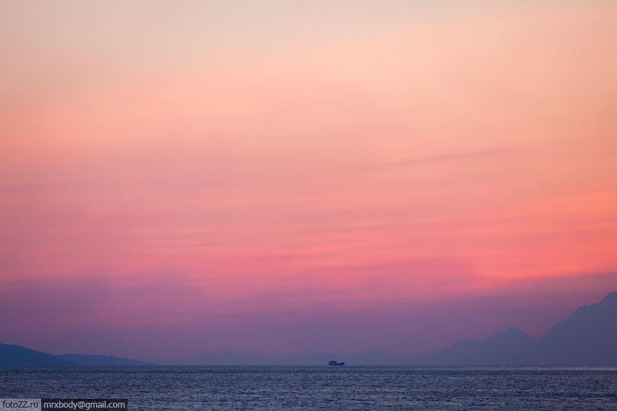 02-Tucepi-sunsets