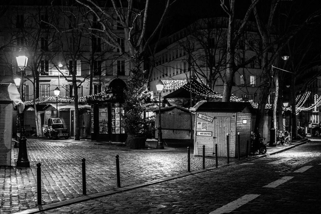 Noël en Montmartre