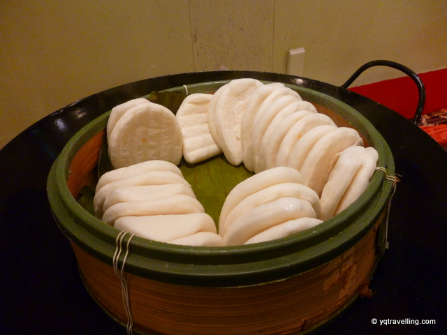 Kong ba bao buns at Chilli Padi Nonya Café