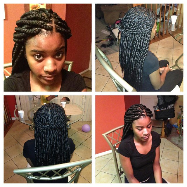Displaying (19) Gallery Images For Jumbo Braids...