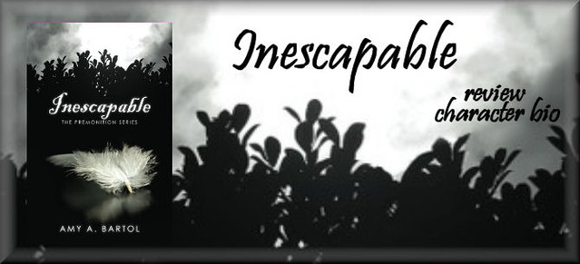 inescapable - amy a bartol
