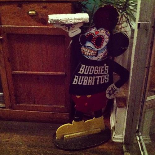 budgie's burritos