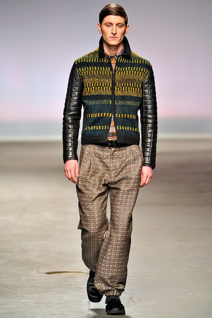 FW13 London James Long012_Chris Beek(GQ)