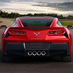 2014 Chevrolet Corvette Stingray Unveiled