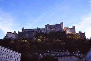 Austria   -   Salzburg   -   Festung Hohensalzburg   -   October 1979