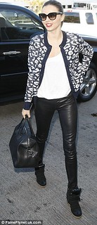 Miranda Kerr Wedge Sneakers Celebrity Style Women's Fashion