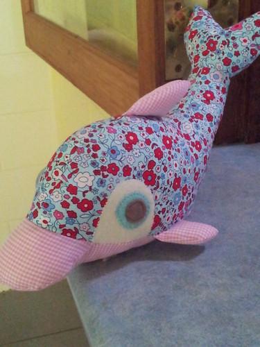 dolphin softie