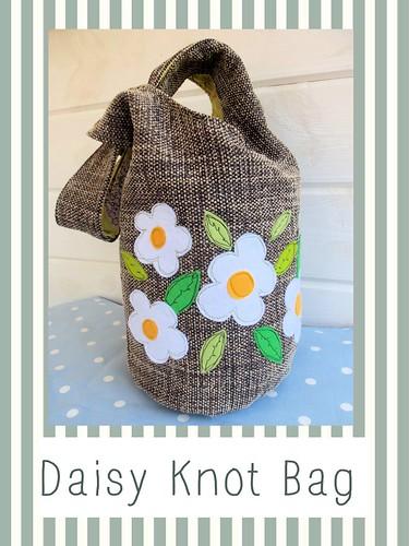Daisy Knot Bag