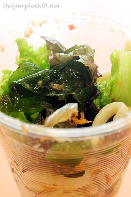 Shake Shake Seaweed Salad P99
