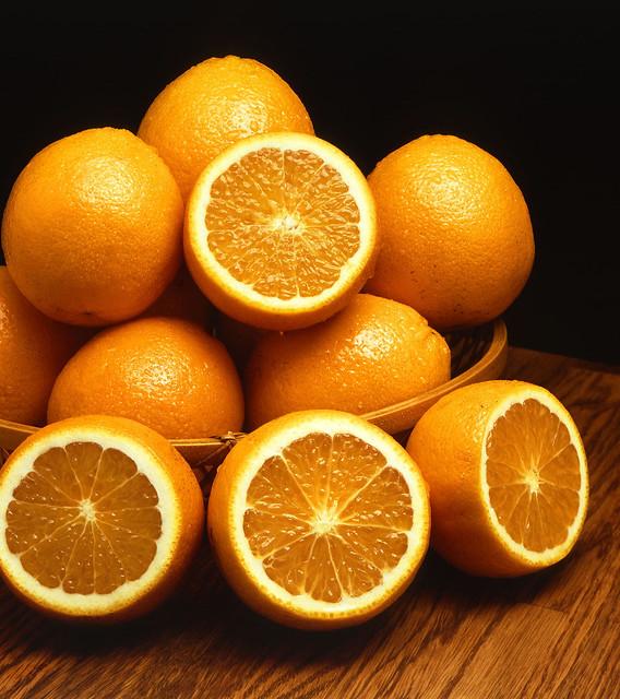 oranges color quality