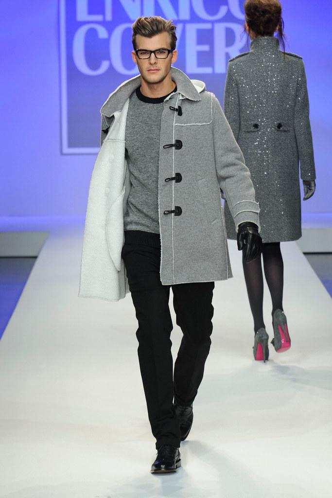 FW13 Milan Enrico Coveri004_Patrick Kafka(fashionising.com)