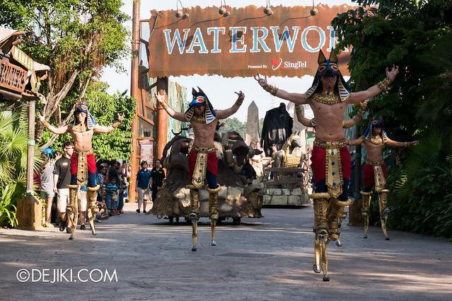 Hollywood Dreams Parade - Ancient Egypt