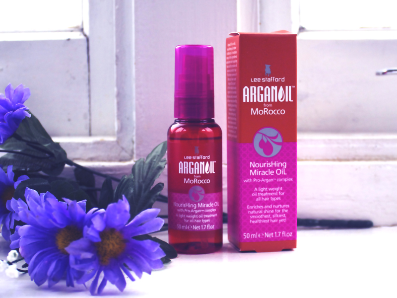 Lee stafford Arganoil Nourishing Miracle Oil Review