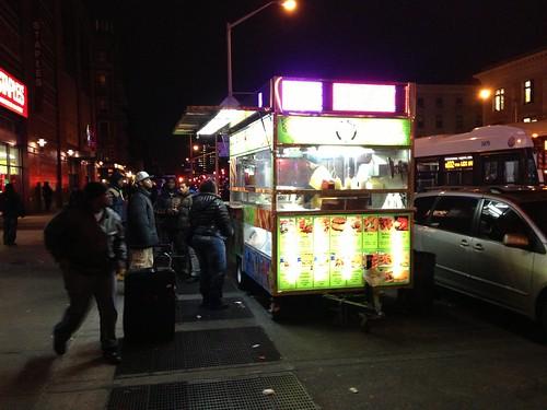Lenox Ave, Harlem