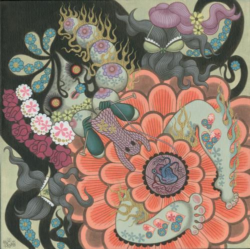 Junko Mizuno, Flora Delirium 1