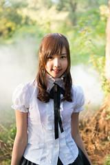 [フリー画像素材] 人物, 女性 - アジア, 台湾人, シャツ・ブラウス ID:201302252200