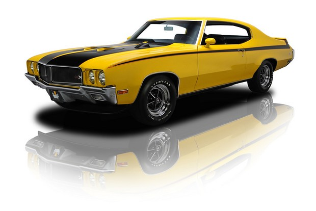 1970 Saturn Yellow Buick GSX 455 Stage 1 | via Car ...