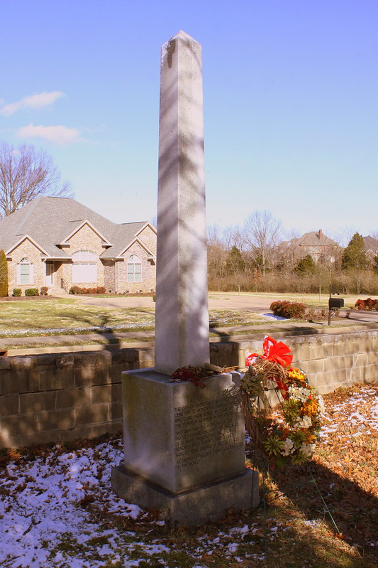 Midway Plantation Slave Cemetery - Brentwood, TN