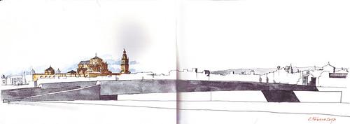 Dibujando en Miraflores