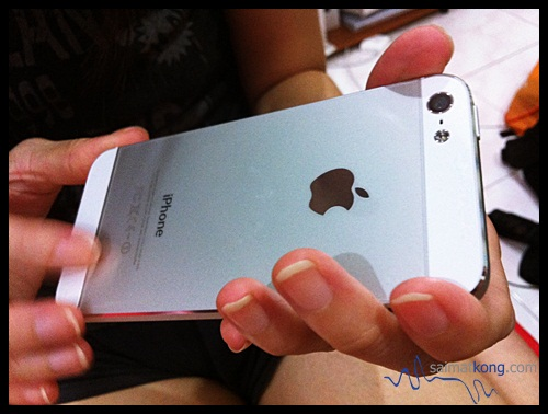 New iPhone 5 16GB White For Sale!~