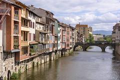 Castres - Quai des Jacobins sur l'Agout - Photo of Valdurenque