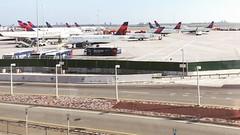 Flight line at the old Worldport. https://en.m.wikipedia.org/wiki/Worldport_(Pan_Am)