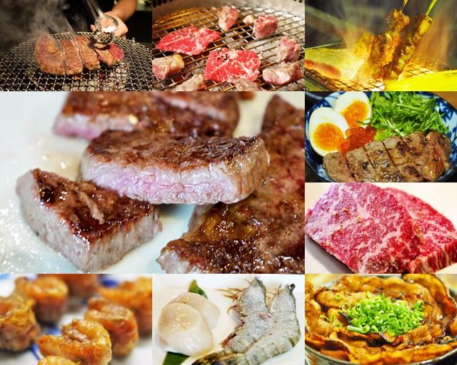 台中燒烤燒肉餐廳推薦 美食懶人包