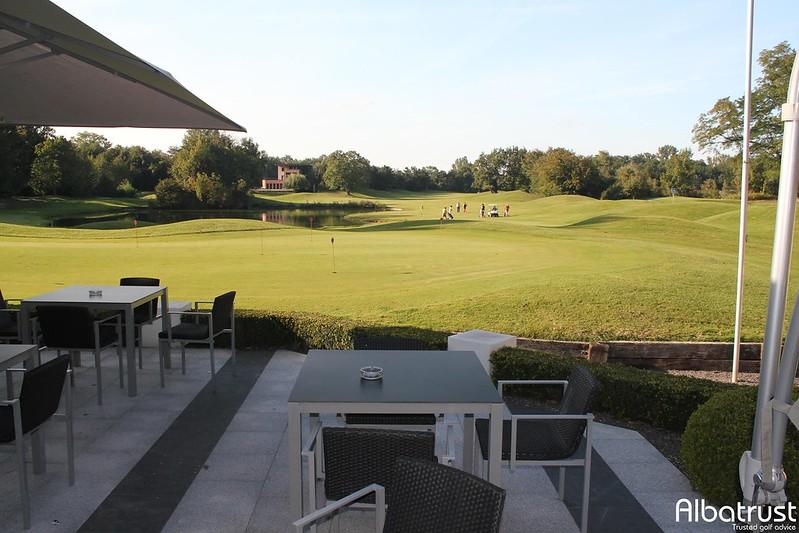 photo du golf Le Kempferhof Golf Club - Parking