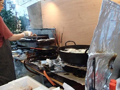 日本九州旅行 第三天(最后天) 辛子明太子 和 屋台 在福岡 - naniyuutorimannen - 您说什么!