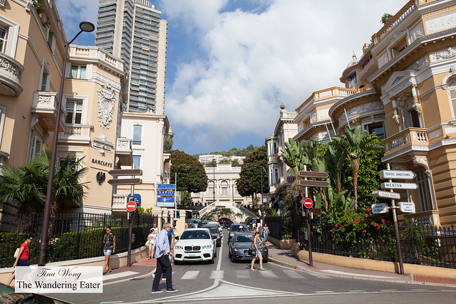 Street photography at Monte Carlo