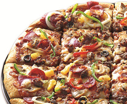 Greenwich 15-inch Party Pizza (Greenwich Special Overload Pizza)