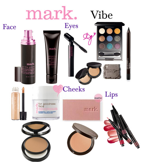 Livingaftermidnite: mark. Makeup Monday: Vibe