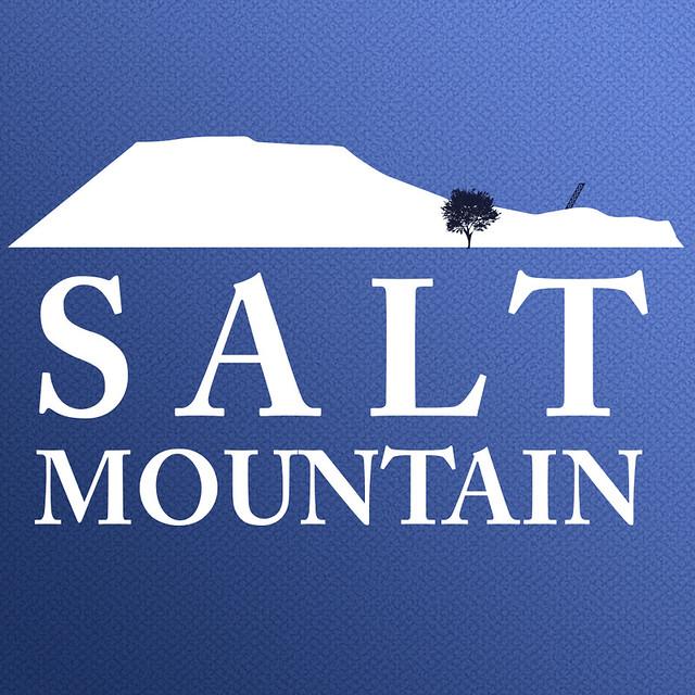 Salt Mountain Logo | Salt Mountain Logo | By: Jared Cherup ...
