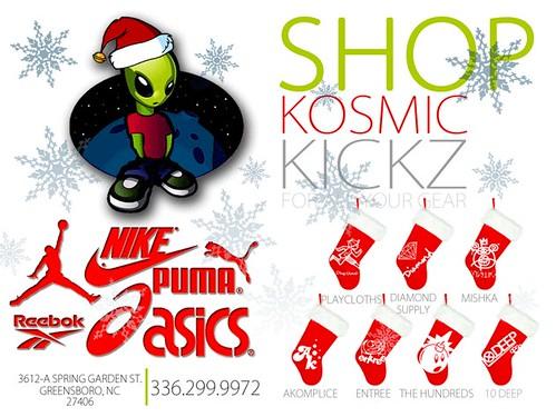 Kosmic Kickz & Nanci O Is Hip Hop