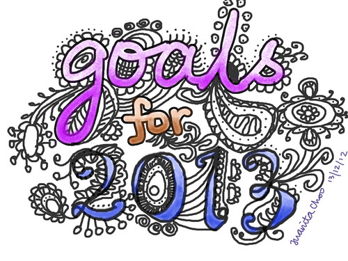 Goals-for-2013
