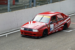 Circuit de Spa Francorchamps - ALFA ROMEO 75 Turbo