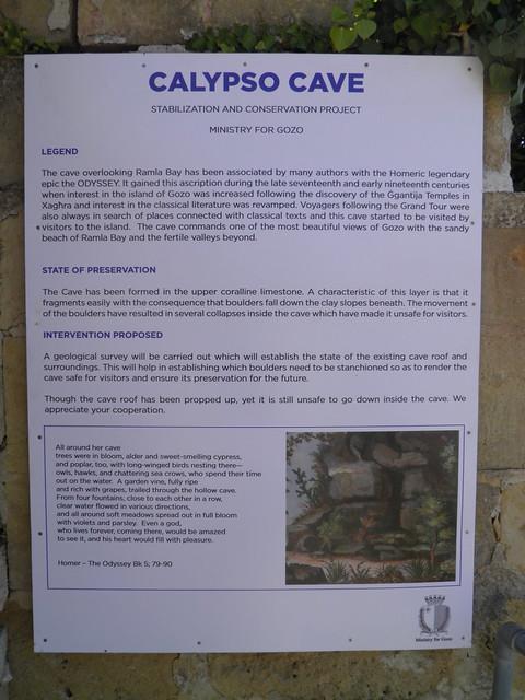 Calypso Cave, Gozo, Malta