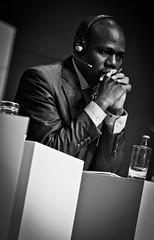 Zitto Kabwe in debate