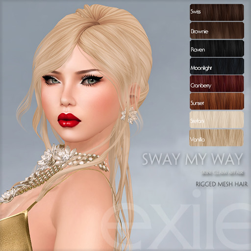 Sway My Way - Naturals mix