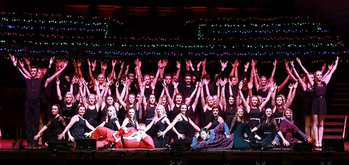 MGA Academy of Performing Arts A Christmas Wish, usher Hall, Edinburgh